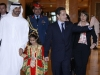 "France plans to open a military base in Abu Dhabi, the capital of the United Arab Emirates, a leading French newspaper reported on Thursday. According to Le Monde, the United Arab Emirates has long been in favor of a French base on its territory. However, former President Jacques Chirac's presidential administration was pushing for bases in French-speaking African countries. The military base will be created under a 1995 agreement between France and the U.A.E. on defense and strategic cooperation. It is expected that some 450 French military personnel will be based at the military installation. Citing an unnamed diplomat, Le Monde said that the United Arab Emirates ""has for a long time needed to stand out from its neighbors and not depend only on the United States."" The newspaper said the Emirates is France's largest buyer of weapons. France already has two bases in the Indian Ocean, on the island of Reunion and in Djibouti, and the opening of a third base is in line with France's changes in its strategic priorities, outlined in a new doctrine of national security, called the White Book, that President Nicolas Sarkozy introduced last summer."