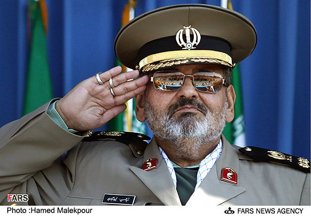 After withdrawal of U.S. Army Iran is ready to boost ...