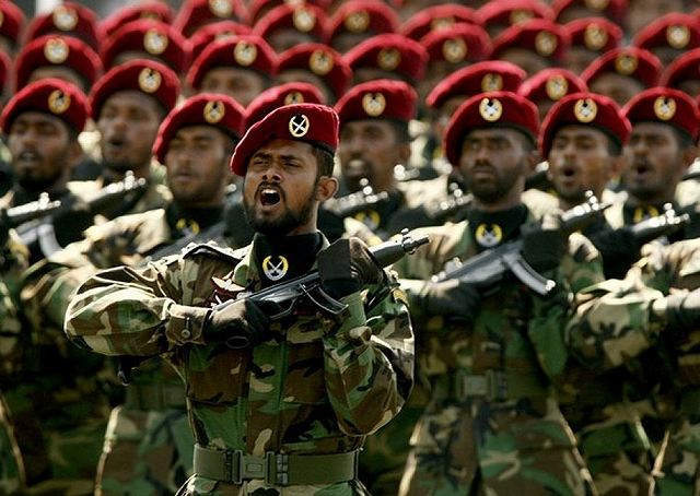 Sri Lanka's parliament passed the highest ever defense budget for 2012 despite the country ending a three decade war in 2009, an official said here on Monday, December 19, 2011.