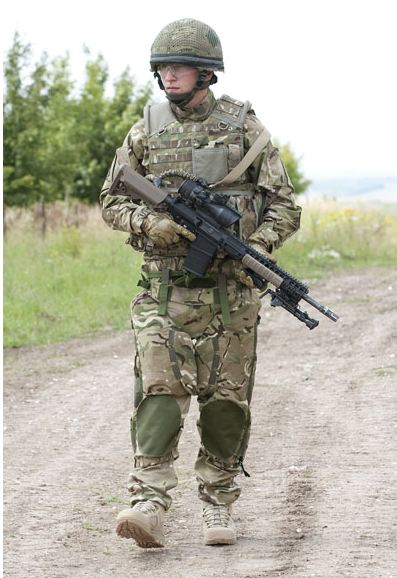 how to become a military contractor uk