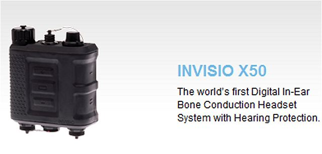 INVISIO (IVSO) has received an order from the Swiss Armed Forces. The order is for INVISIO's communications system X50 with headsets. The order value is approximately SEK 1 m and the products will be delivered during the third quarter 2011.