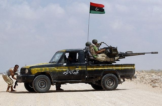 The new Libya's interim government forces continue the battle with the Colonel Gaddafi's forces around the city of Sirte, there is heavy resistance and at this time the war is not finished.