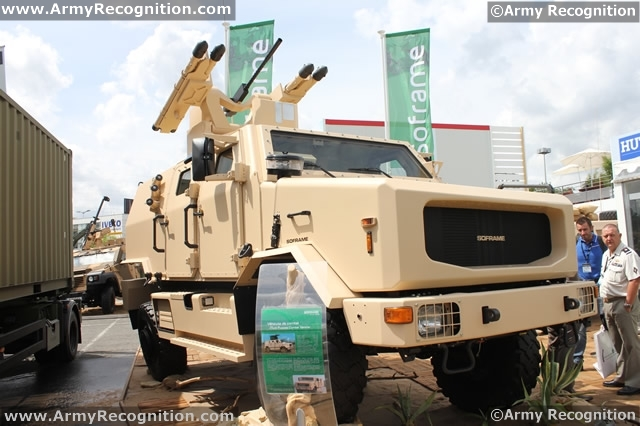 "According to French financial daily ""Les Echos"", the Saudi Arabian National Guard ordered 68 MPCV air defense vehicles from French company Lohr. Very little information is avaiblable on this specific vehicle, however Army Recognition saw it during Eurosatory 2012 back in June. We are therefore able to provide some details on this little-known vehicle."
