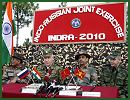 Russia and India started on Monday, February 6, 2012, the preparation for joint INDRA-2012 military exercises scheduled to be held in Russia this summer, a spokesman for Russia's Eastern Military District said.