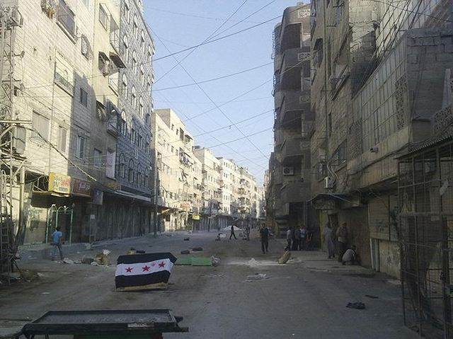 The Syrian capital Damascus has seen some of the heaviest fighting of the conflict so far, according to reports from activists and residents. Mortar and small-arms fire was reported in several areas as government forces clashed with the Free Syrian Army.
