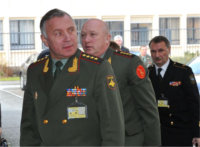 Russia will respect totally its contracts of military and technical cooperation with Syria, said the General Chief of Staff of the Russian armed forces, Nikolai Makarov, to the journalists, Tuesday, March 21, 2012.