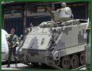 Units from Lebanese Army and Internal Security Forces (ISF) completed Thursday a heavy deployment in the streets and squares of the northern city of Tripoli, National News Agency reported Thursday, May 17, 2012.