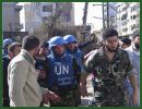 Syrian armed forces have kept heavy weapons in cities in breach of a UN-brokered cessation of hostilities, but the government and opposition both have committed truce violations, a top UN official has said.
