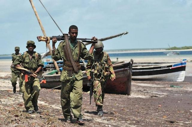 African Union (AU) forces with Kenyan and Somali troops have launched a beach assault and taken control of parts of Kismayo, the last major Islamist militant bastion in southern Somalia, Kenya's military says. The port city has been a stronghold of the al-Qaeda-aligned group al-Shabab.