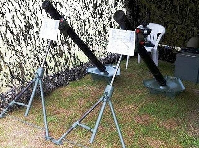The Philippine Army (PA) fire support capability has gotten a significant boost with the arrival and deployment of the new 81-mm Serbian-made mortar which was put into display during the AFP's Thanksgiving Day Thursday.