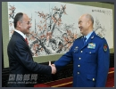 Xu Qiliang, vice chairman of the Central Military Commission (CMC) of the People's Republic of China (PRC), met with Seyran Ohanyan, the visiting minister of national defense of the Republic of Armenia, on the afternoon of December 26, 2013 in Beijing.