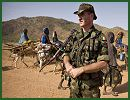 Irish Minister of Defense Alan Shatter said Wednesday he proposes to seek the approval of the government for participation in the planned EU Training Mission in Mali (EUTM Mali) as part of a joint training contingent with the British armed forces