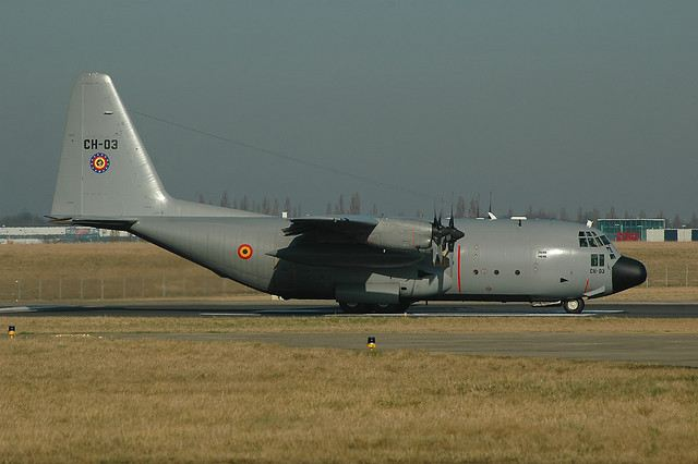 C 130 Military Transport Aircraft Belgium will contribut...