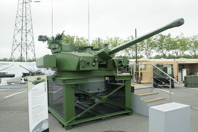 Anglo-French gun maker CTA International says it has completed trials of its 40mm cannon and the first two of five ammunition types it is developing. The announcements come as CTAI awaits the completion of paperwork by ministry experts in both countries to formally qualify the revolutionary weapon.