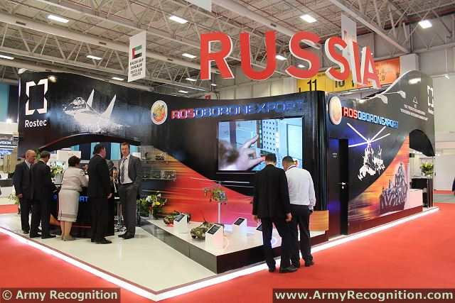 Russia's state arms exporter said Wednesday that its order portfolio stood at $34 billion as of June 1. Rosoboronexport delivered $6.5 billion worth of weaponry to foreign customers in the first half of this year, deputy head Igor Sevastyanov announced, adding that the current order portfolio included contracts with 67 countries.