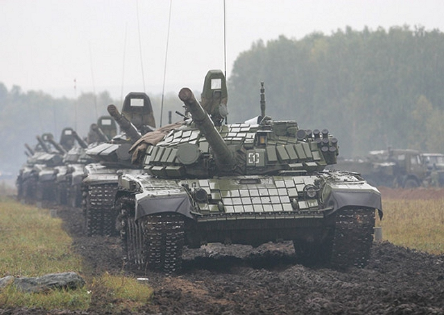 A total of 160,000 servicemen, 1,000 tanks, 130 planes and 70 ships are taking part in Russia's biggest military drill since Soviet times. The war games will continue in the country's Far East until July 20. The maneuvers are the latest in series of surprise military checks which performed by Russia, in an effort to reveal and oust flaws in the country's defense program.