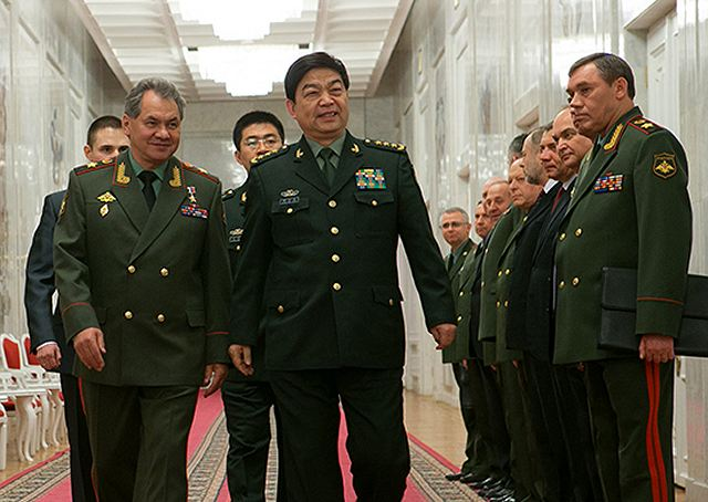 Chinese defense minister visit Finland