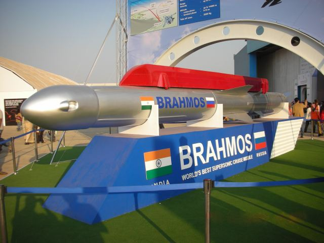 The Indian Army Monday, November 18, 2013, successfully test-fired an advanced version of the 290-km range BrahMos supersonic cruise missile, which penetrated and destroyed a hardened target in the Pokhran firing range in the west Indian state of Rajasthan.