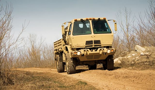 U.S. Army leaders are asking military vehicle manufacturer Oshkosh Corp. in Oshkosh, Wis., to build an additional 246 Family of Medium Tactical Vehicles (FMTVs) under terms of a $74.1 million contract announced Wednesday, November 6, 2013
