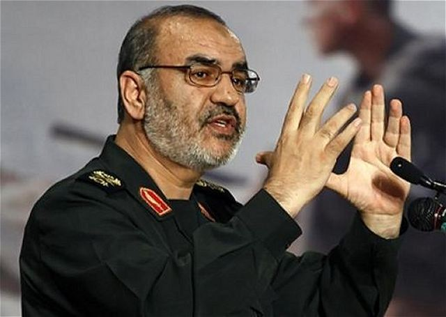 Lieutenant Commander of the Islamic Revolution Guards Corps (IRGC) Brigadier General Hossein Salami said Iran is among the only three world country enjoying an indigenous ballistic missile technology.