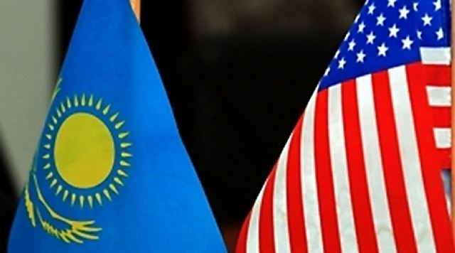 Kazakhstan and the United States have agreed to improve bilateral military cooperation, the Kazakh Defense Ministry said Thursday, November 15, 2013 . Defense Minister Adylbek Dzhaksybekov, who is on his official visit to the United States, has met with his U.S. counterpart, Chuck Hagel, in Washington and the two sides discussed the security situation in Afghanistan and Central Asia, said the ministry in a news release.
