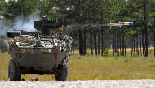 The Raytheon Co. Missile Systems segment in Tucson, Ariz., will build the latest versions of a radio-controlled anti-tank missile TOW that has been in the U.S. inventory since 1970 under terms of a multi-million-dollar contract announced late last week.