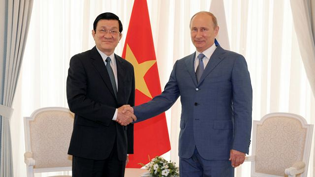 "Russian President Vladimir Putin signed a number of key cooperation agreements with Vietnam during a state visit to Hanoi on Tuesday that is expected to significantly boost relations between the two nations. After talks with the country's leadership, Putin said Russia and Vietnam, a priority partner in the Asia-Pacific region, have ""taken another serious step in strengthening joint cooperation."""