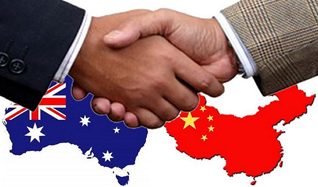 australia and china defence relationship with god