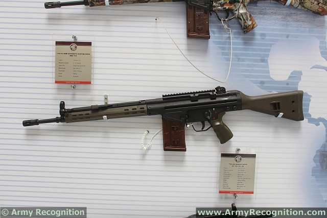 Libya has submitted a request to the Turkish government to buy 20,000 G3 assault rifle in an attempt to strengthen to national army. The G3 is a 7.62×51mm NATO battle rifle developed in the 1950s by the German armament manufacturer Heckler & Koch GmbH. The G3 is produced produced under license in Turkey by the the Turkish defense Company MKE.