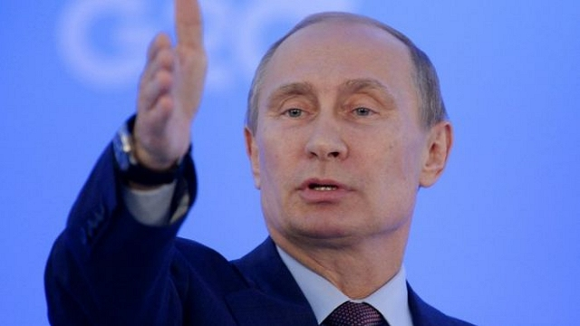 """Russia will help Syria in case of an external military attack, President Vladimir Putin said here on Friday, September 6, 2013. Asked by a reporter during a press conference of the G20 summit whether Russia will help Syria if the Middle East country suffers from an outside attack, Putin said """"We will help Syria."""""""