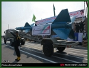 During the parades of September 22, 2013, the Iranian armed forces displayed the tactical troposcatter system which is an advanced home-made communications system unveiled by Commander of Khatam ol-Anbia Air Defense Base Brigadier General Farzad Esmayeeli earlier this month.