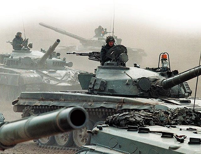 According to UPI, more than four dozen T-72 tanks are on their way to the Czech military from Hungarian Army depots. The Hungarian Ministry of Defense said the transport of 58 surplus tanks began on Monday to an undisclosed point in the Czech Republic but offered no other details.