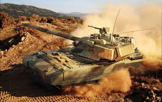 Russia s armata next generation main battle tank to be equipped with a