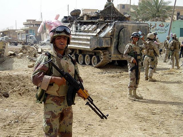 Iraqi Army Launches Major Military Operation Against