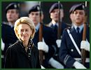 German Defense Minister Ursula von der Leyen is considering increasing the international engagement of German national defence forces, or Bundeswehr in the Central African Republic, local media Spiegel reported Sunday, January 26, 2014.