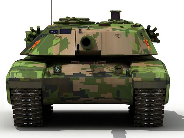 According to a Chinese military blog, Chinese army could launch the development of new main battle tank (MBT) using stealth technologies. It could be the fourth generation of Chinese MBT incorporates various domestic and western technologies. China has now the ability to develop a tank that rivals the western designs in speed, electronics, fire power and armour.