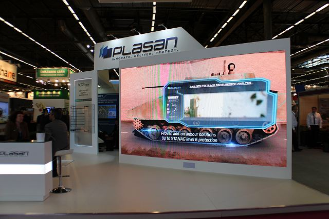 "Israeli Company Plasan has won an important contract from the Brazilian Military Police for high performance, multi-purpose APCs. Known for its ""mission ready"" solutions, Plasan has designed more than 150 armored vehicles, and delivered more than 30,000 armored hulls to armed forces worldwide."