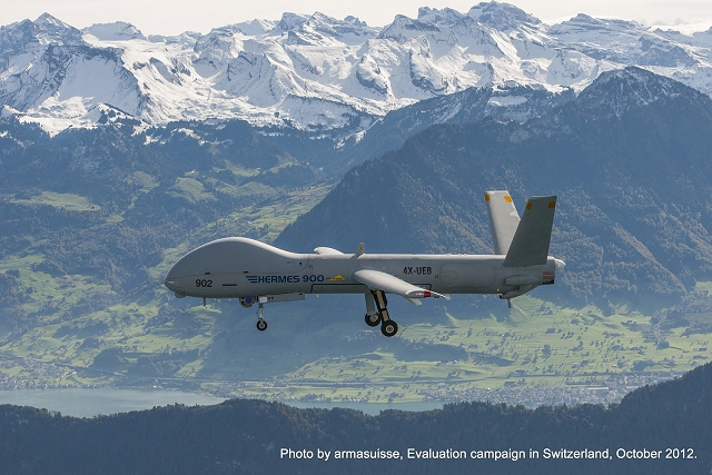 "Elbit Systems Ltd. (NASDAQ and TASE: ESLT) (""Elbit Systems"") announced today that it was selected by the Swiss Federal Department of Defence, Civil Protection and Sport (""DDPS""), as the preferred supplier for the UAS 15 new reconnaissance drone program. The ADS 95 Ranger reconnaissance drone system, which the Swiss Armed Forces have been operating since 2001, will be replaced by 2020."