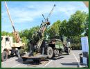 The NEXTER Group and AVIBRAS Group have announced at the EUROSATORY Exhibition the signature of a Cooperation Agreement aimed at the development of a 155 CAESAR Artillery System for the Brazilian Army, based on the same mobility, logistics and Command and Control of the Brazilian ASTROS System.