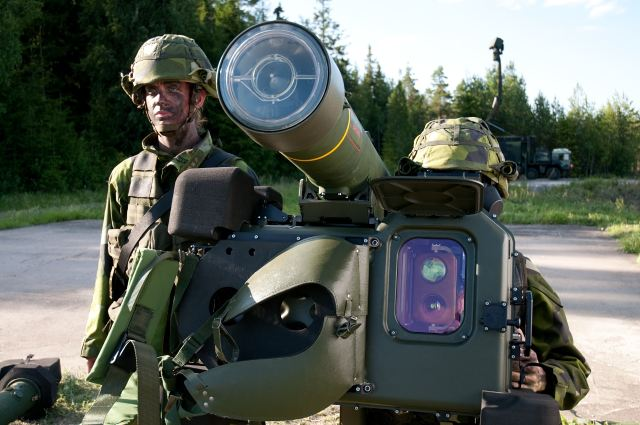 Defence and security company Saab has signed a contract on deliveries of the RBS 70 VSHORAD (very short range air defence system) to the Brazilian Army. The order has a value of approximately MSEK 80 and comprises deliveries of man-portable launchers, missiles and associated equipment. First deliveries of materiel are scheduled during 2014.