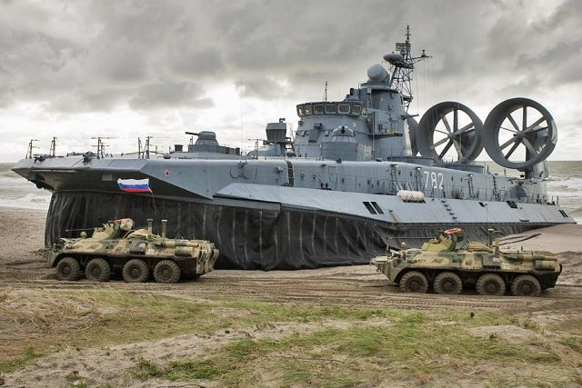 Marines of the Russian Black Sea Fleet will receive modern equipment and weaponry to ensure stability in the southern region, the commander of the Russian Navy's coastal troops said. Gen. Alexander Kolpachenko told reporters that Russia's Marines are being rearmed and receive more new equipment and vehicles.