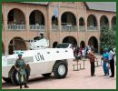 "The head of the United Nations peacekeeping mission in the Democratic Republic of the Congo (DRC) has welcomed the Government's request for more ""blue helmets"" to backstop Congolese troops fighting to protect civilians from armed rebels that have carried out a spate of attacks in and around the eastern town of Beni over the past month."