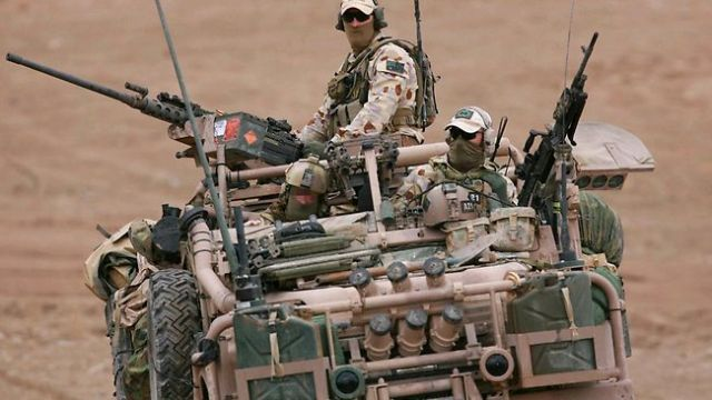 Australia will send around 200 of its Special Forces to Baghdad to advise and assist Iraqi troops after Foreign Minister Julie Bishop finalized legal arrangements for their deployment on Monday. Bishop said she had settled the legal framework during meetings with Iraqi government leaders in Baghdad on Saturday and Sunday, about a month after the special forces members were sent to the Middle East.