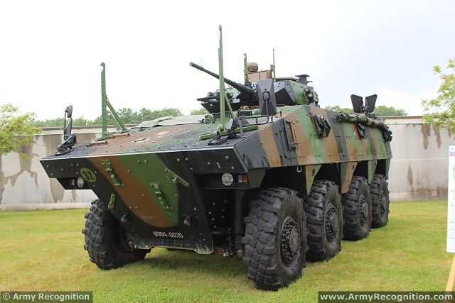 The French army Procurement Agency (DGA) declared the qualification of the new version of the VBCI armoured infantry combat vehicle on September 24, 2014. This new version has a gross vehicle weight (GVW) of 32 tons, as opposed to 29 tons for the original version. The VBCI is manufactured by the French Company NEXTER Systems.