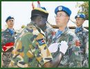 China will increase its engagement in the United Nations' peacekeeping mission, said a senior official from the Ministry of National Defense. The official said a 700-strong infantry battalion that will be sent to South Sudan completed training recently. It will be the first Chinese infantry battalion to participate in a peacekeeping mission.