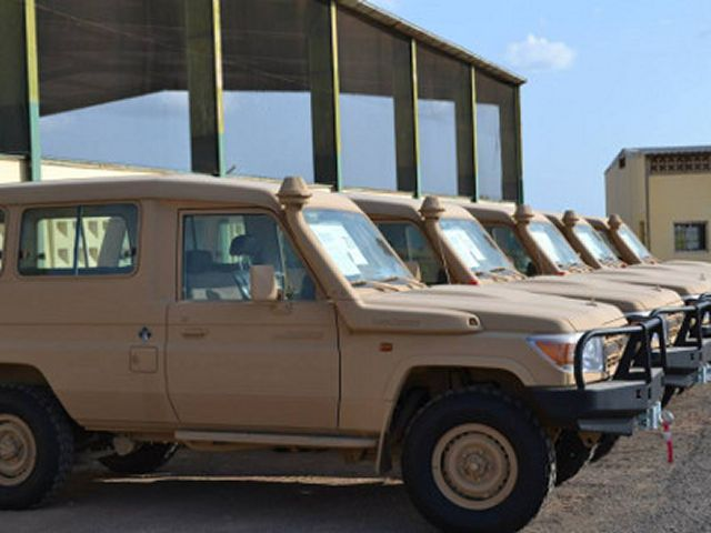 The US Army has contracted Florida-based defence equipment manufacturer Bukkehave Inc to manufacture and supply an unspecified number of Toyota Land Cruiser military truck variants and essential spares to the armed forces of 13 African countries as part of its expanded regional counter-terrorism programme for East, West and North Africa.