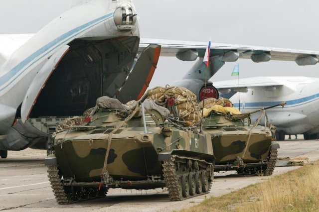 Vostok-14 military drills involve about 100,000 servicemen and 1,500