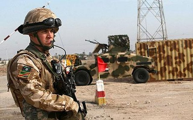 "The British military are considering setting up three military bases in the Persian Gulf to fight the Islamic State (ISIS), The Times reported today, citing a source at the UK Ministry of Defence. ""You could see an infantry battalion based in al-Minhad, being able to train alongside the Emirates,"" the source told The Times."