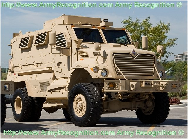 The US State Department has approved a possible Foreign Military Sale to the United Arab Emirates for Mine Resistant Ambush Protected (MRAP) Vehicles and associated equipment, parts, training and logistical support for an estimated cost of $2.5 billion. The principal contractors will be Navistar Defense in Lisle, Illinois; BAE Systems in Sealy, Texas; and Oshkosh Defense in Oshkosh, Wisconsin. There are no known offset agreements proposed in connection with this potential sale.
