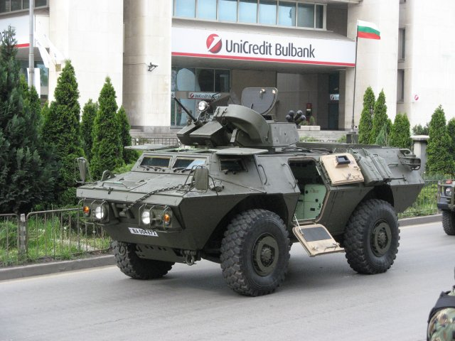 Bulgaria could jointly produce armored personnel carriers with US 640 001